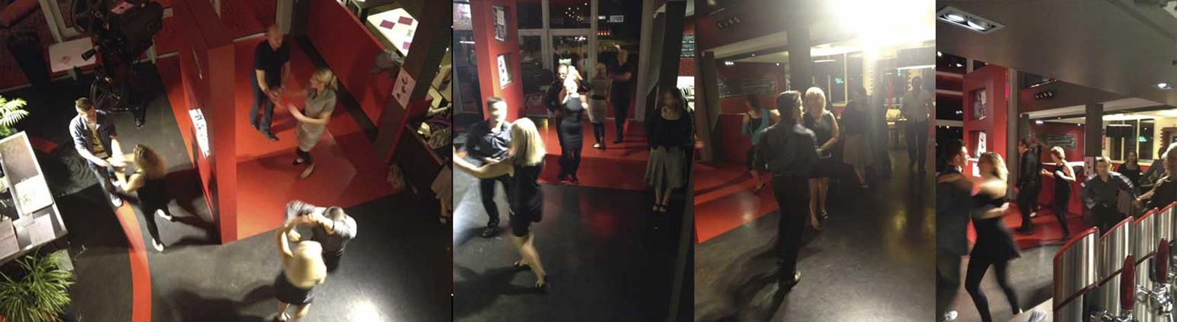 Soirée Rock'n'roll et Salsa avec Christ All Dance – Jeudi 28/11 au 7ème Art
